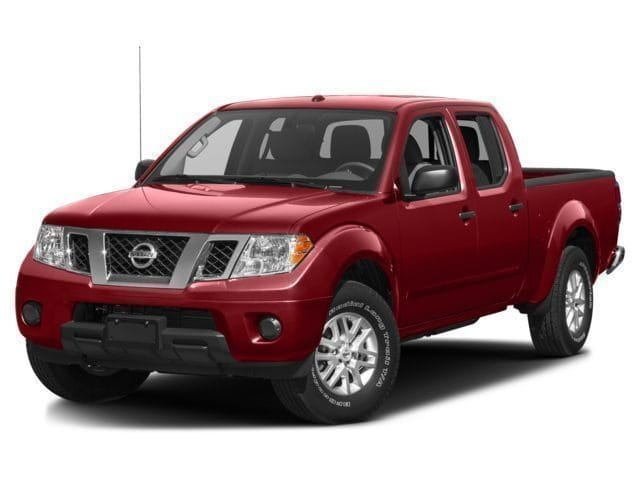 Photo Used 2017 Nissan Frontier For Sale  Houston TX
