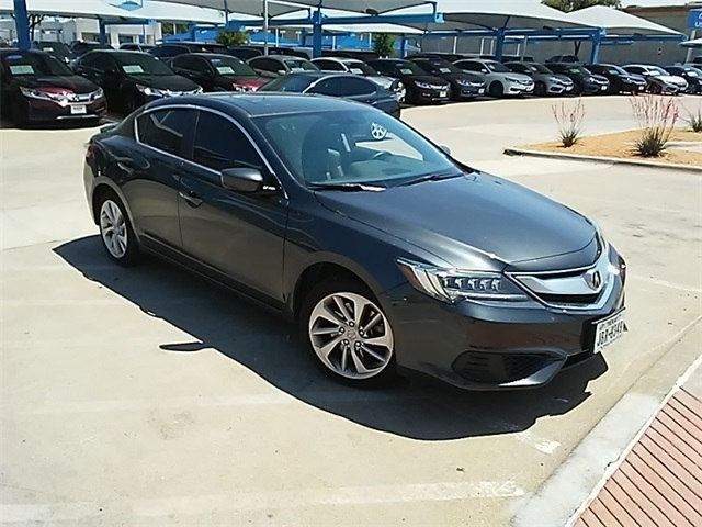 Photo 2016 Acura ILX 2.4L For Sale Near Fort Worth TX  DFW Used Car Dealer