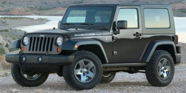 Photo 2012 Jeep Wrangler 4WD 2dr Rubicon in Salem, OR