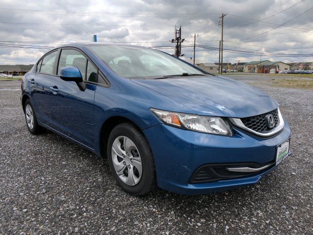 Photo 2013 Honda Civic Sedan LX for sale in Martinsburg WV from Fast Lane Preowned Car Sales