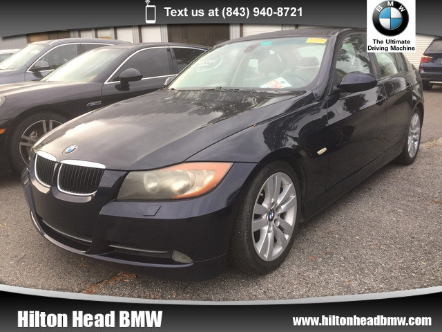 Photo 2008 BMW 3 Series 328i  Local Trade In  Sport Pkg  Cold Weather P Sedan Rear-wheel Drive