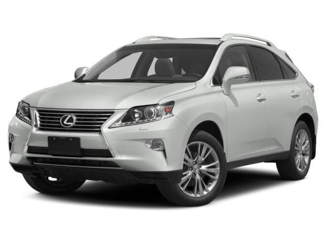 Photo Used 2015 LEXUS RX 350 SUV in Bowie, MD