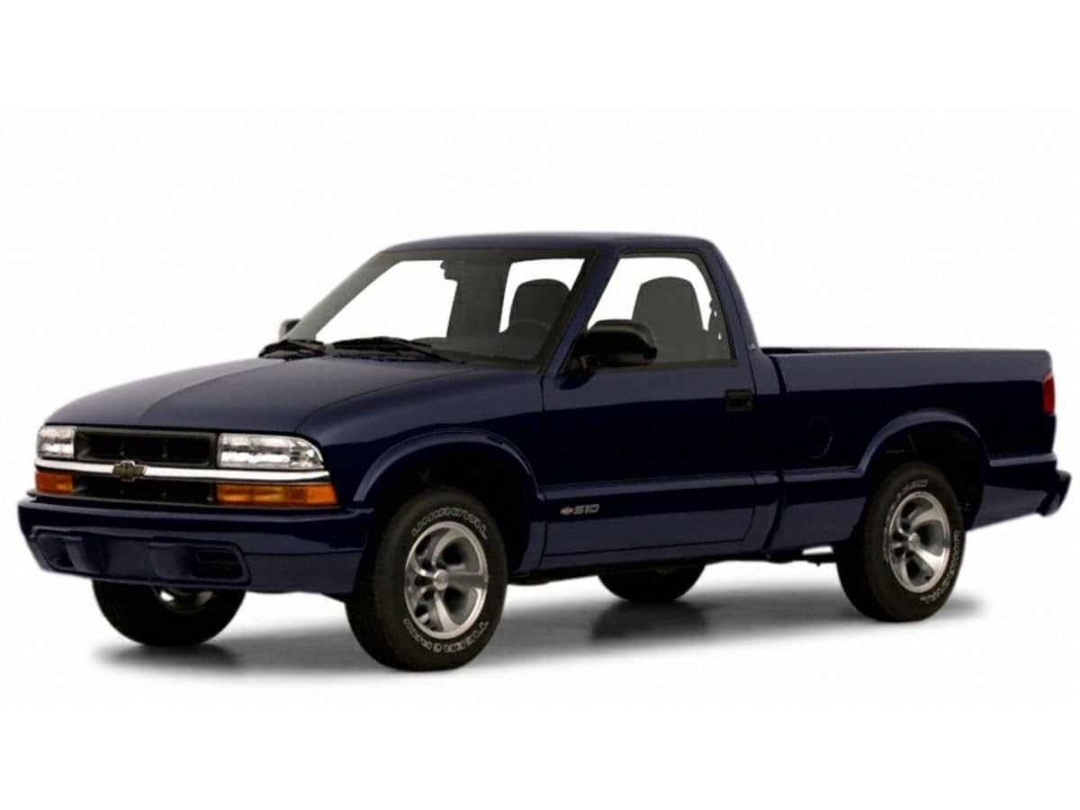 Photo Used 2001 Chevrolet S-10 For Sale  Bel Air MD