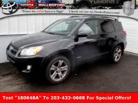 Used 2010 Toyota RAV4 Sport For Sale in Wallingford CT | Get a Quote!