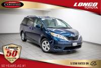Certified Used 2012 Toyota Sienna 8-Passenger V6 LE FWD in El Monte