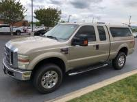 Used 2008 Ford Super Duty F-350 SRW 4WD SuperCab 142 Lariat Pickup