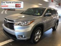 Certified Pre-Owned 2014 Toyota Highlander Limited SUV in Oakland, CA