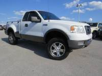 PRE-OWNED 2004 FORD F-150 XLT 4WD