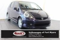 Used 2008 Honda Fit Sport 5dr HB Man in Fort Myers