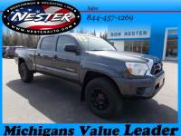 Used 2013 Toyota Tacoma 4x4 V6 Automatic Truck Double Cab in Houghton Lake, MI