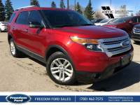 Used 2013 Ford Explorer XLT Leather, Navigation, Sunroof Four Wheel Drive 4 Door Sport Utility