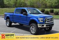 2016 Ford F-150 !Lifted V8 Long BED Crew CAB XLT! Truck SuperCrew Cab V-8 cyl