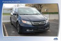 Pre-Owned 2015 Honda Odyssey 5dr Touring Elite FWD Mini-van, Passenger