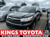 Used 2014 Toyota Highlander XLE V6 in Cincinnati, OH
