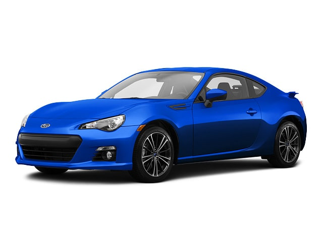 Photo Certified Used 2015 Subaru BRZ Limited M6 for sale in Miami