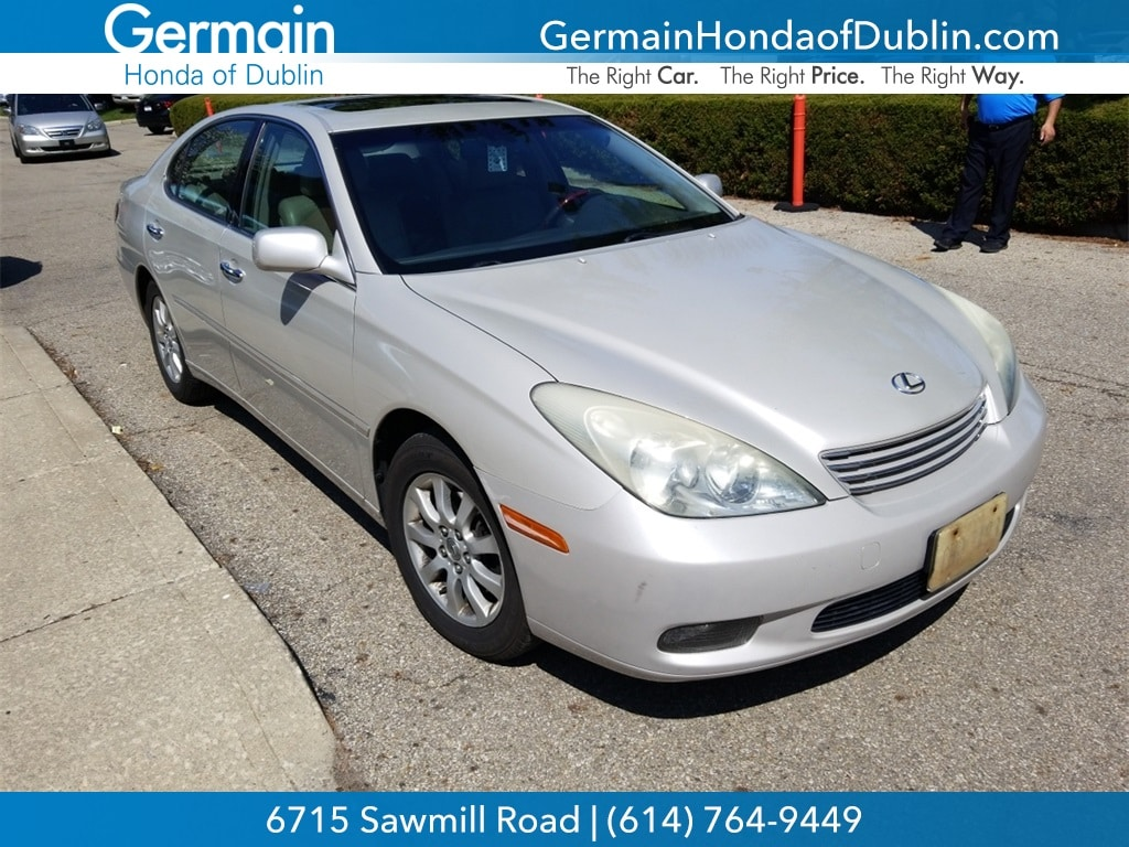 Photo Used 2003 LEXUS ES 300 300 For Sale Dublin OH  Stock C3730A