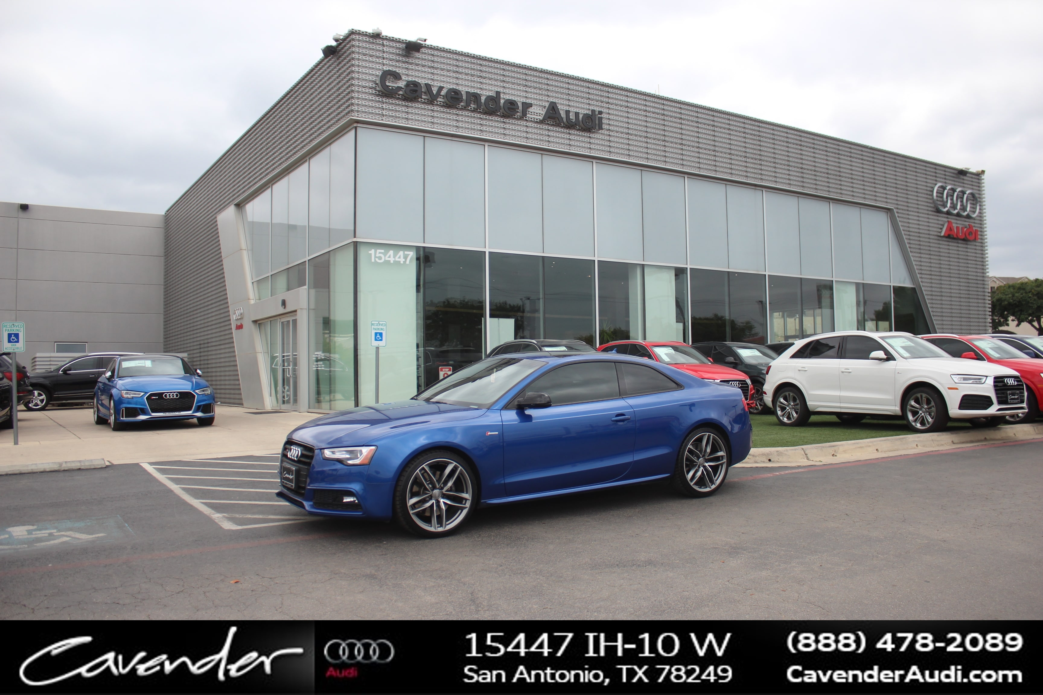 Photo 2016 Audi S5 Premium Plus Coupe  San Antonio, TX