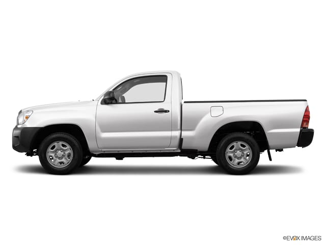Photo Pre-Owned 2014 Toyota Tacoma 4x4 Truck Regular Cab in Fort Pierce FL
