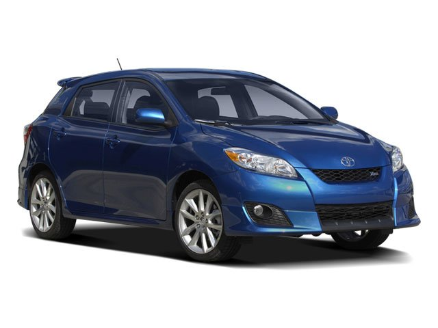 Photo Pre-Owned 2009 Toyota Matrix 5dr Wgn Auto FWD Front Wheel Drive Wagon