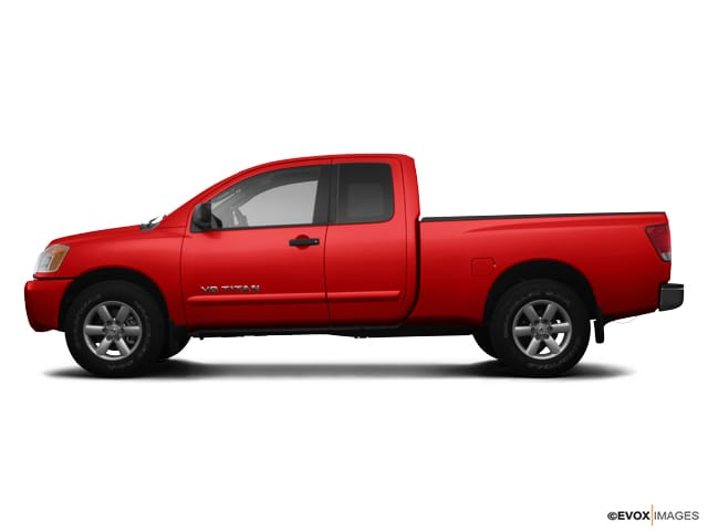 Photo Pre-Owned 2009 Nissan Titan LE Truck King Cab in Oakland, CA