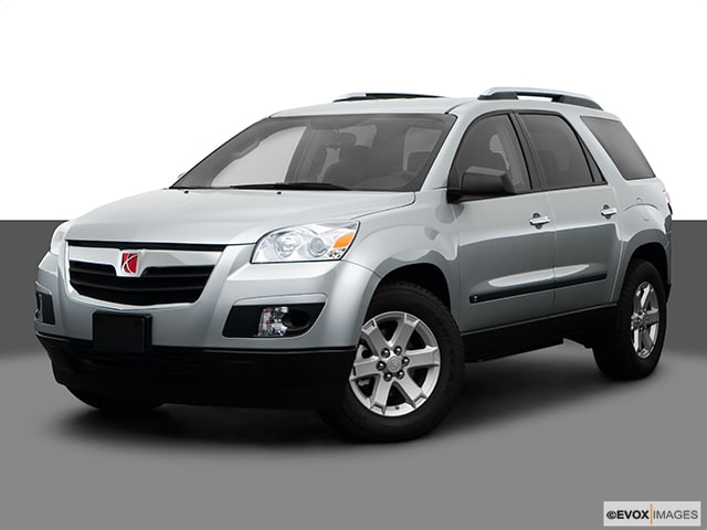 Photo 2008 Saturn OUTLOOK XE SUV