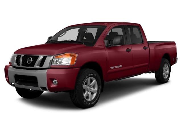 Photo 2014 Nissan Titan SV Truck Crew Cab