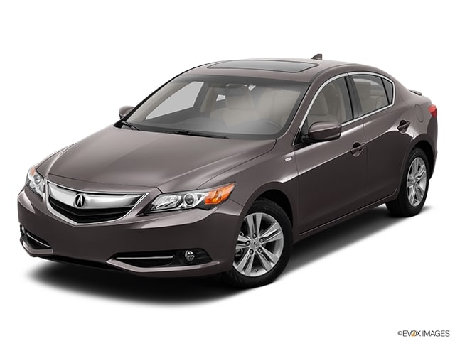 Photo Used 2014 Acura ILX Hybrid 1.5L wTechnology Package Sedan Front-wheel Drive in Cockeysville, MD