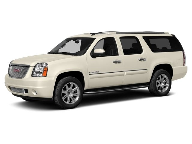 Photo 2014 Certified Used GMC Yukon XL 1500 SUV Denali White Diamond Tricoat For Sale Manchester NH  Nashua  StockPA5849