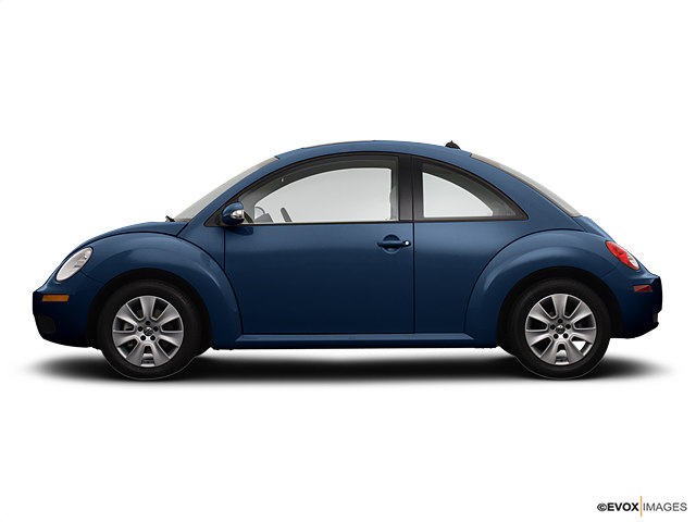 Photo Used 2008 Volkswagen New Beetle  Greenville, NC