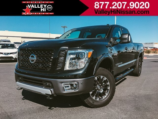 Photo 2017 Nissan Titan XD PRO-4X in Victorville, CA