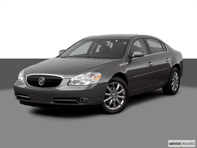 Photo Pre-Owned 2007 Buick Lucerne CXS in Schaumburg, IL, Near Palatine