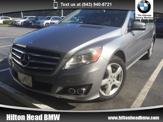 Photo 2011 Mercedes-Benz R-Class R 350  Navigation  Back-up Camera  Park Distanc SUV All-wheel Drive
