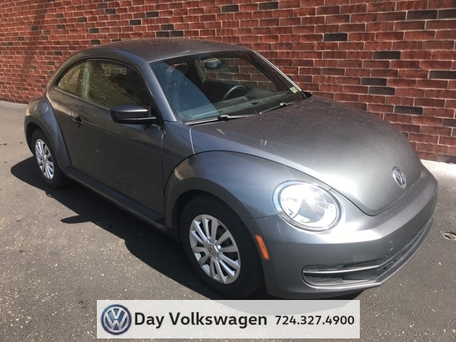 Photo Pre-Owned 2012 Volkswagen Beetle For Sale near Pittsburgh, PA  Near Greensburg, McKeesport,  Monroeville, PA  VIN3VWFP7AT0CM615444