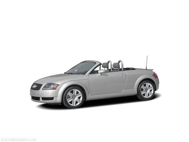 Photo Used 2004 Audi TT 3.2L Roadster Convertible in Clearwater, FL