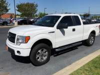 Used 2013 Ford F-150 4WD SuperCab 145 STX Pickup
