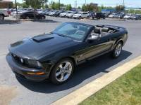 Used 2008 Ford Mustang 2dr Conv GT Premium Convertible
