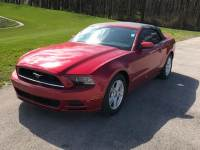 Pre-Owned 2013 Ford Mustang 2dr Conv V6 RWD Convertible