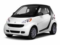 Pre-Owned 2013 smart fortwo Passion RWD 2dr Car