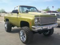 1974 Chevrolet Blazer 2-Door 4WD