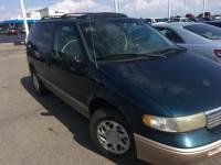 1998 Mercury Villager LS Minivan/Van