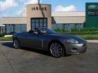 Pre-Owned 2009 Jaguar XK Series 2dr Convertible With Navigation