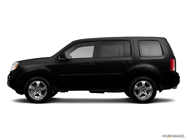 Photo Pre-Owned 2013 Honda Pilot EX-L 4WD SUV 4x4 in Jacksonville FL