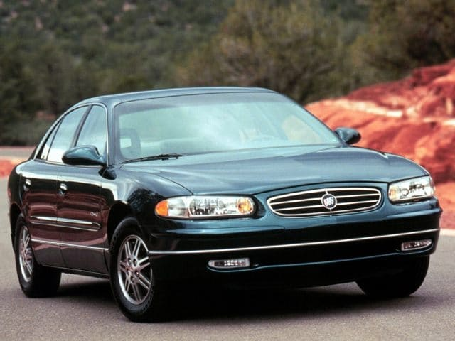 Photo Pre-Owned 1999 Buick Regal LS Sedan For Sale  Raleigh NC
