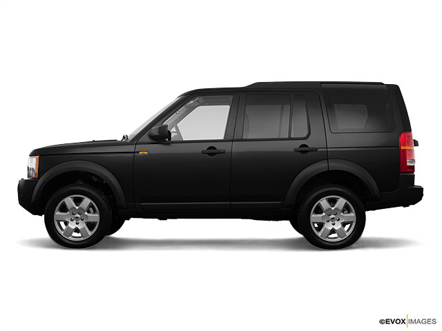 Photo Pre-Owned 2008 Land Rover LR3 V8 HSE SUV For Sale  Raleigh NC