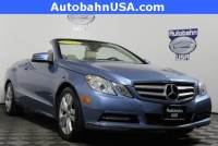 2012 Mercedes-Benz E-Class E 350 Convertible in the Boston Area