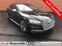 Used 2018 Audi S5 For Sale in Monroeville PA | WAUC4DF58JA011297