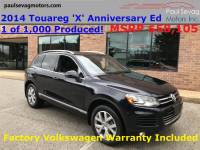 Used 2014 Volkswagen Touareg TDI X Anniv Ed For Sale | West Chester PA