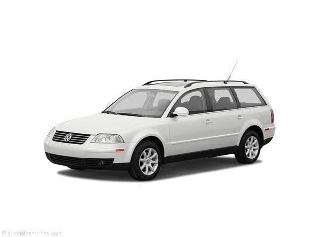 Photo Used 2004 Volkswagen Passat GL Wagon in Boise