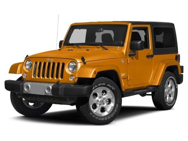 Photo 2015 Jeep Wrangler Sport 4x4 SUV in Metairie, LA