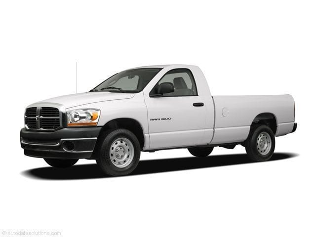 Photo Used 2007 Dodge Ram 1500 ST Pickup Truck for SALE in Albuquerque, NM